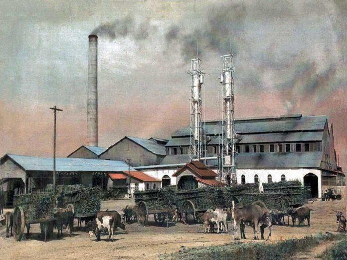 centrales azucareros Cuba