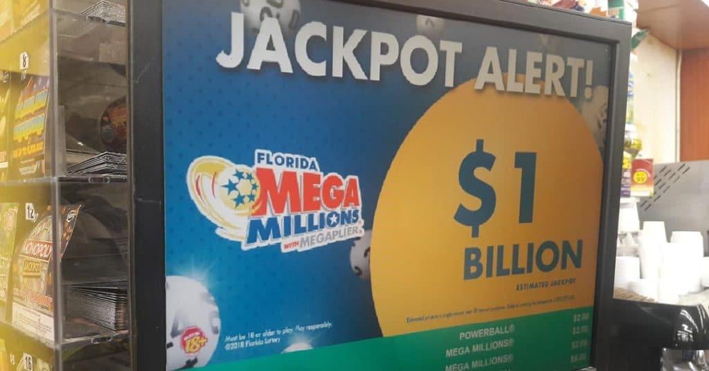 Historias de lotería, Mega Million y Power Ball en Florida