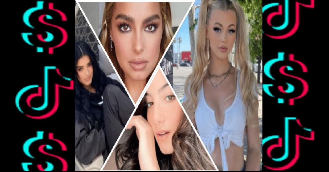 Los más millonarios en TikTok son todas mujeres