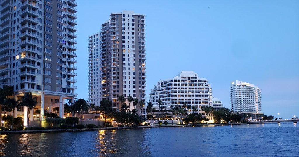 La ciudad de Miami es lugar de residencia de famosos