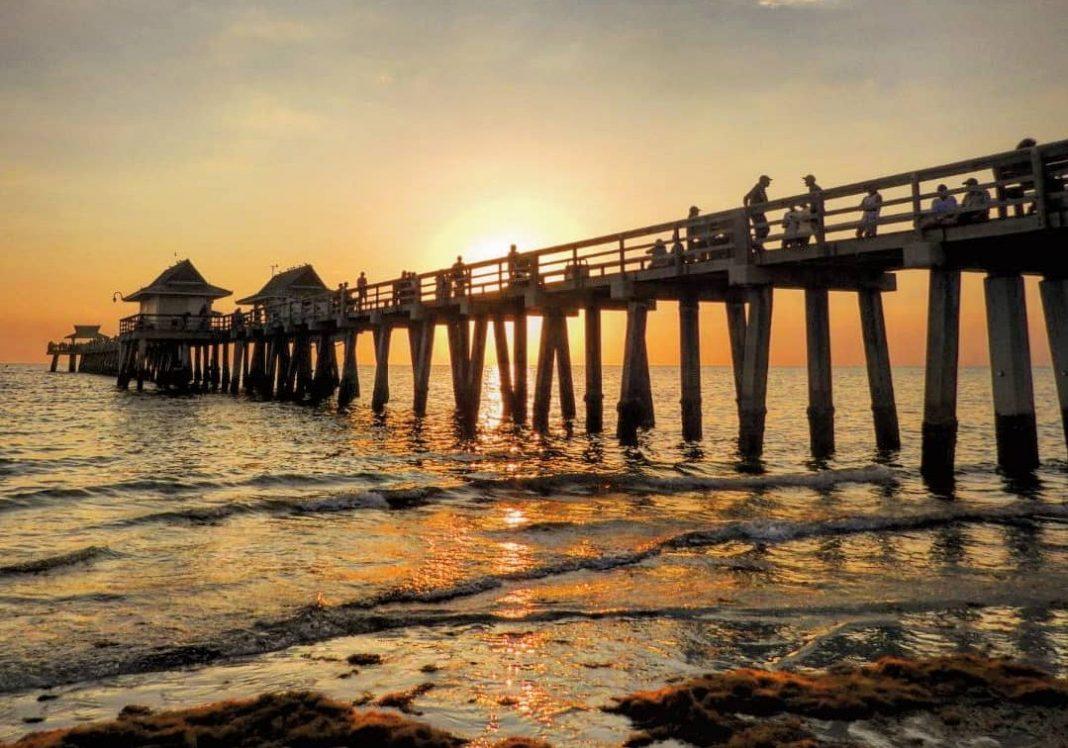 Naples playas de la Florida