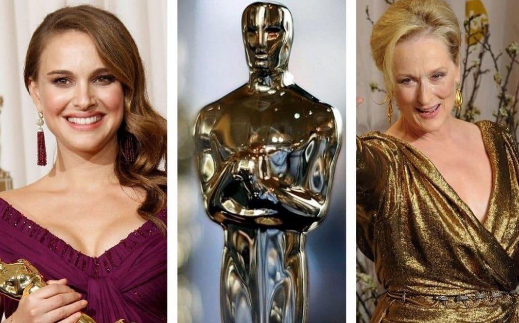 Actrices ganadoras premios oscars última década