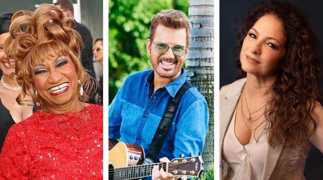 cantantes cubanos famosos internacionalizados celia cruz willy chririno gloria estefan la lupe