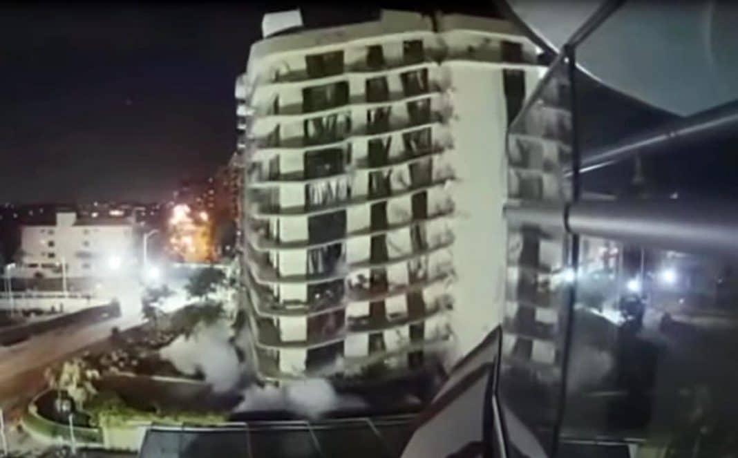 demolición Champlain Towers