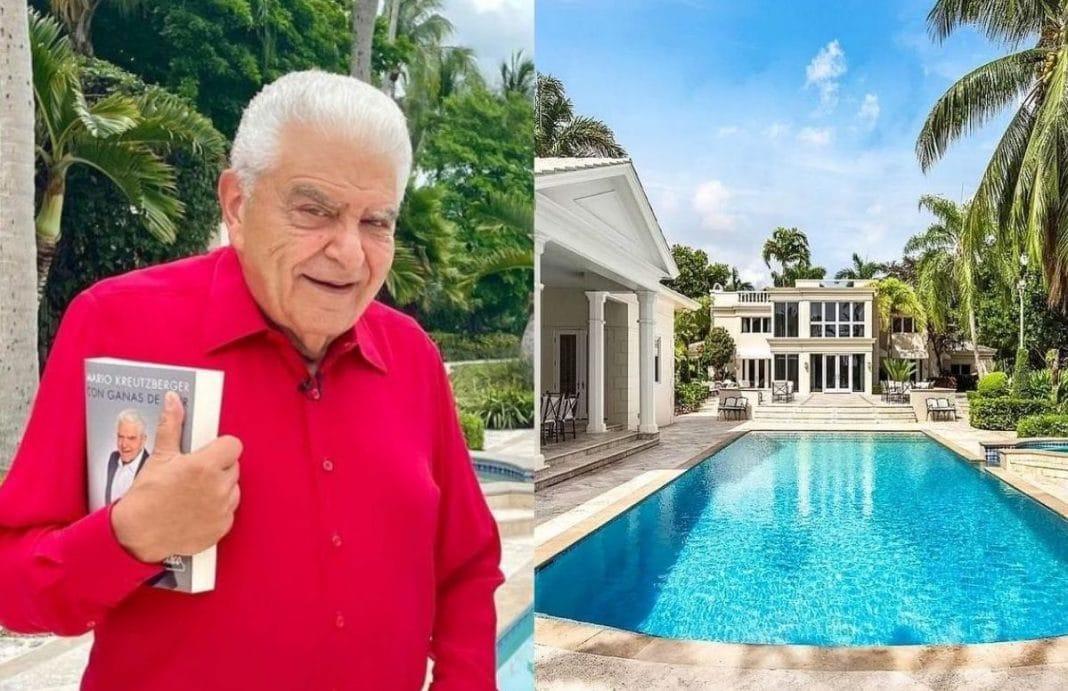 Don Francisco mansión Miami Beach