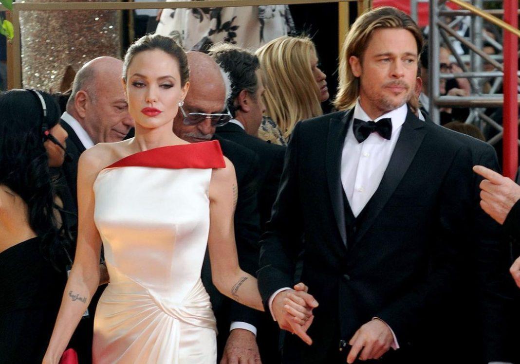 Angelina Jolie Brad Pitt disputa viñedos