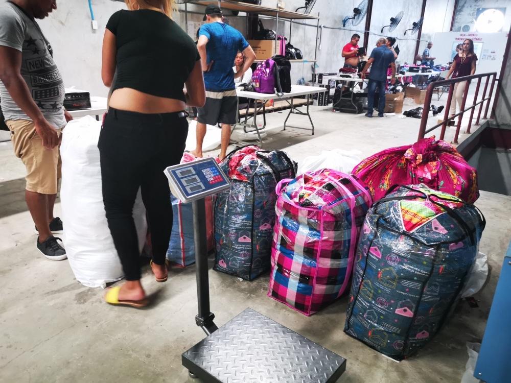 Las mulas cubanas pueden volver a Panamá, apenas reabran vuelos