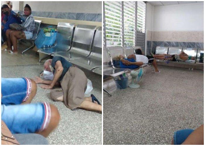 Crisis sanitaria en Matanzas. Imágenes que desmienten mentiras