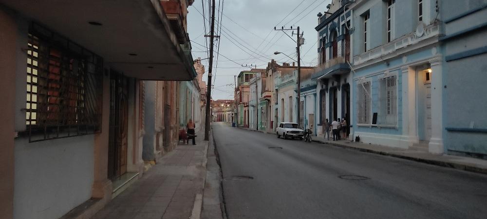 Las calles de Cuba vacías, por culpa del coronavirus