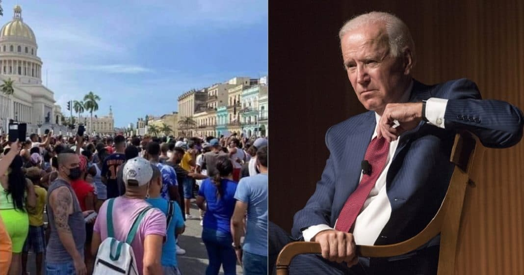 Joe Biden promete