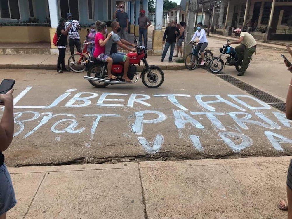 Cuba sacudida por protestas