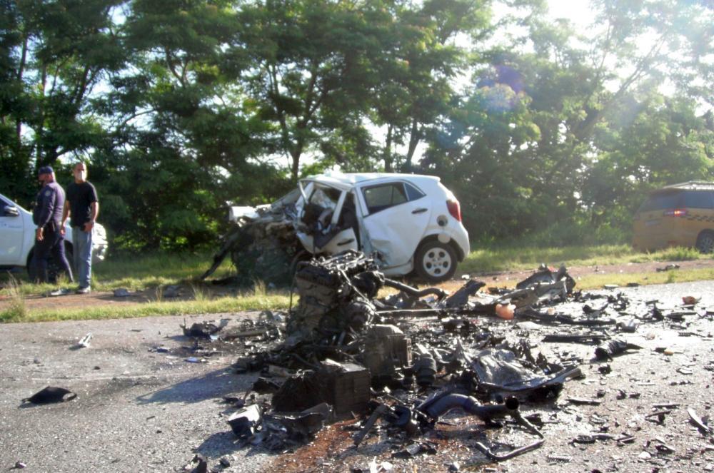 Cuatro fallecidos, tras accidente de tránsito en la provincia de Sancti Spíritus