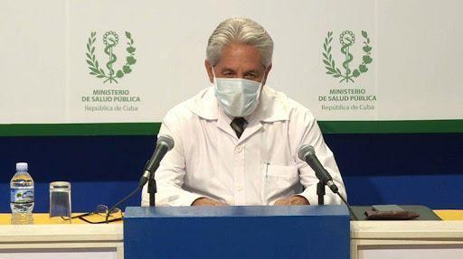 Doctor Francisco Durán y los casos de COVID-19
