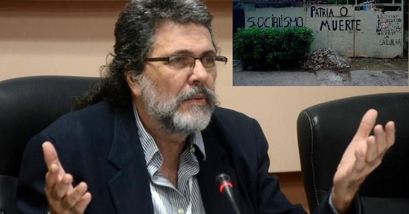 Abel Prieto quiere unirse a los pobres