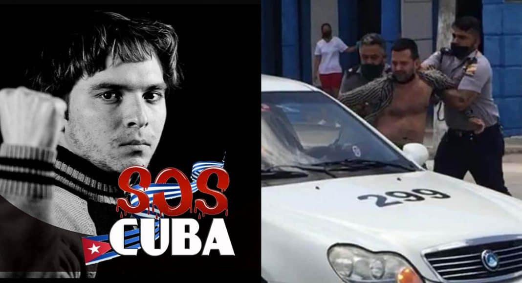 ajedrecista preso en Cuba