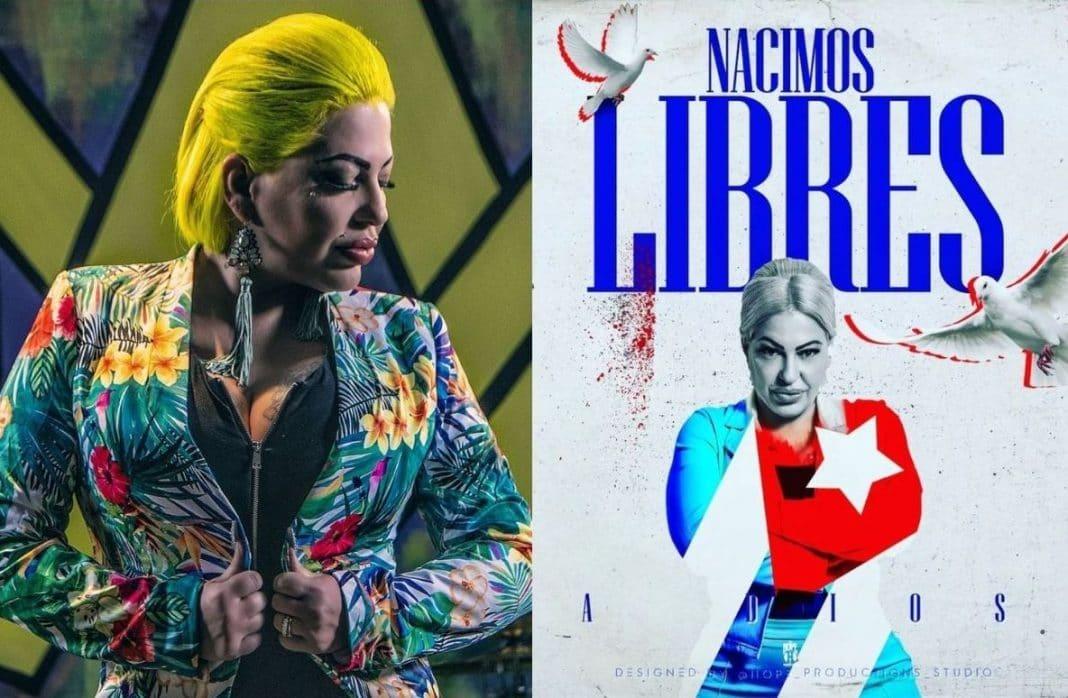La Diosa de Cuba estrena tema musical
