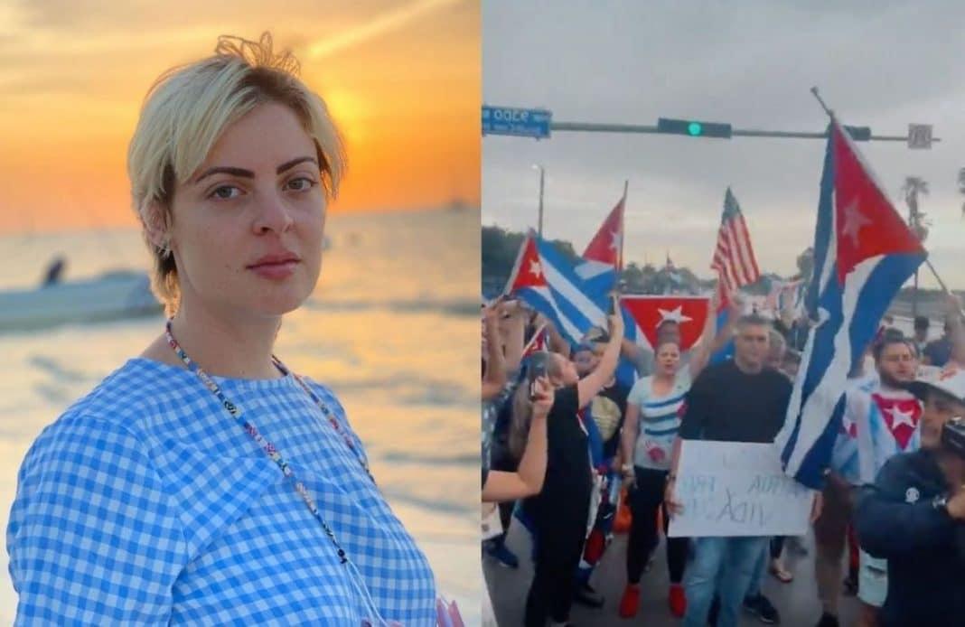 Claudia Valdés libertad Cuba Remesas Biden
