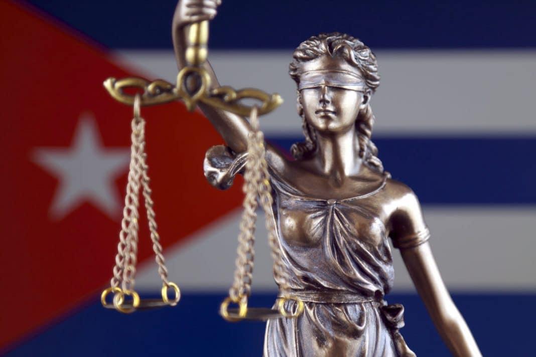 Jóvenes detenidos en Cuba sin abogado.