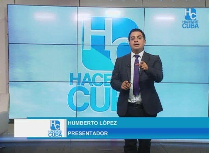 Humberto López e invitados mienten sobre desaparecidos en Cuba