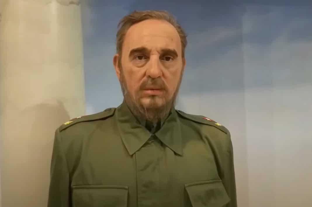 universidad de EEUU elimina cita de Fidel Castro