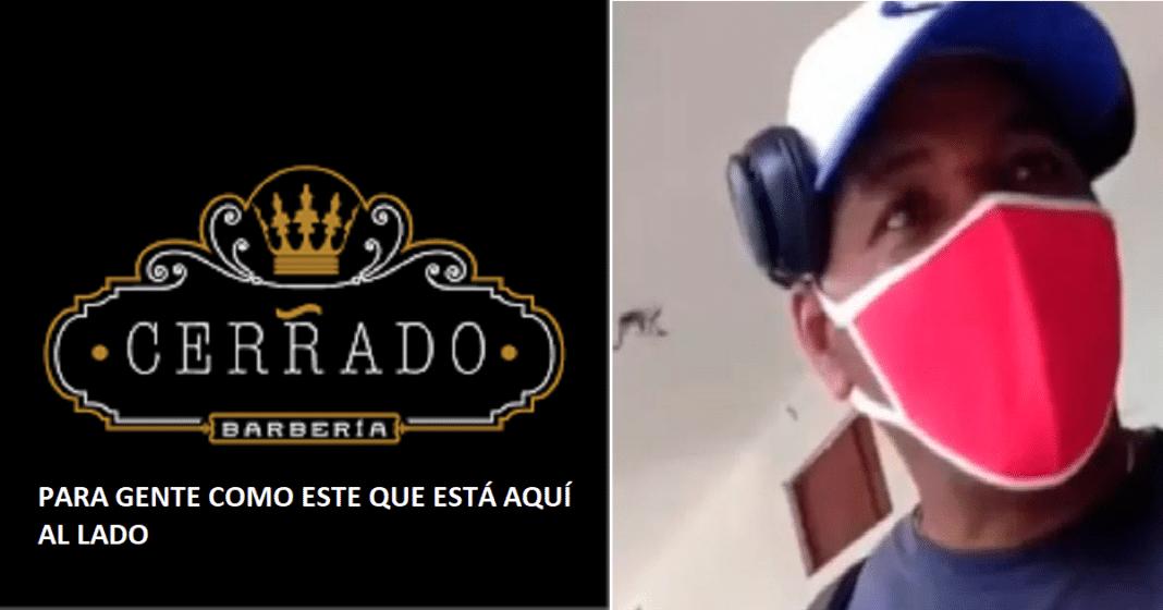 barbero cubano se negó a servir a un chivato