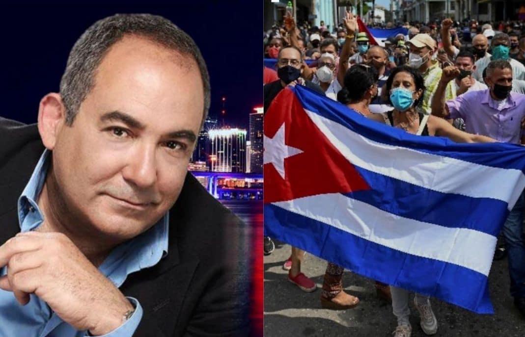 Albertico Pujol mensaje a Cuba