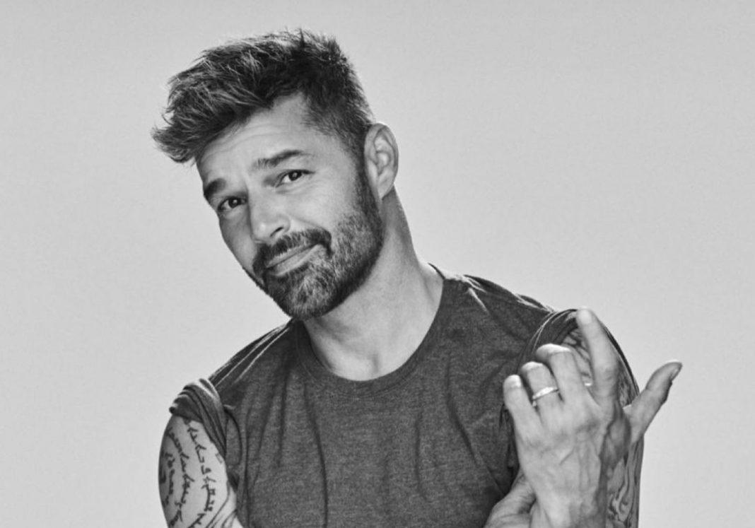 Ricky Martin vacuna Covid-19