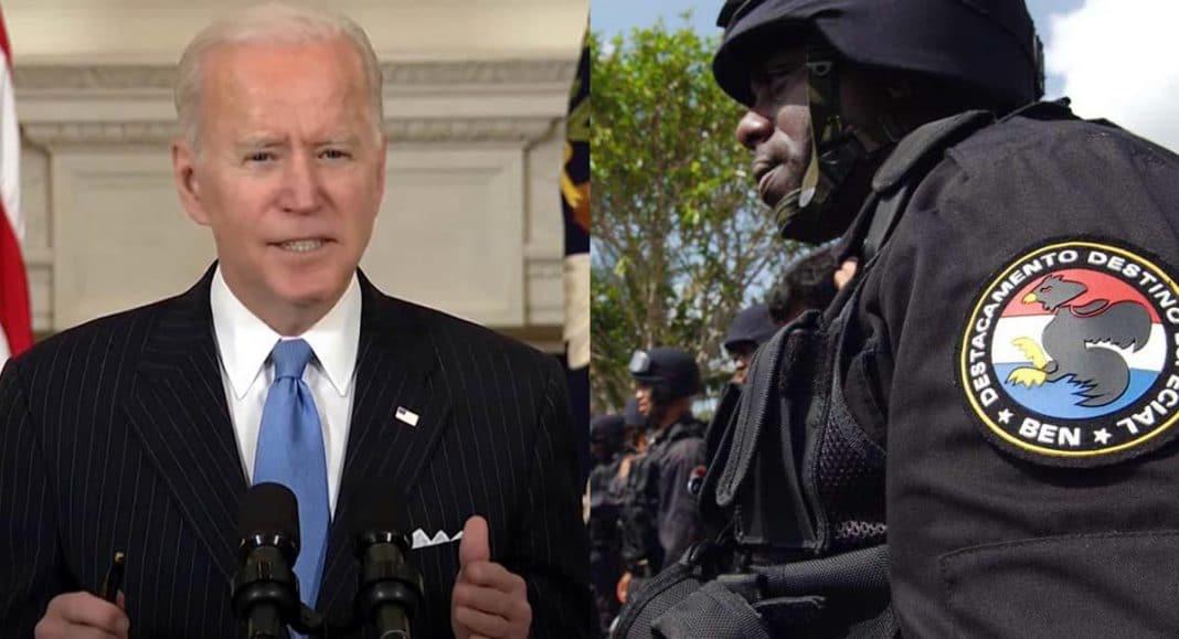 EEUU sanciona a Boinas Negras y a Ministro de las FAR