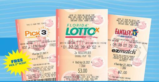 Lotería de la Florida llegó a 21 millones
