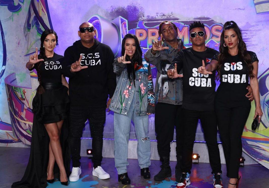 Premios Juventud artista cubanos Cuba libertad
