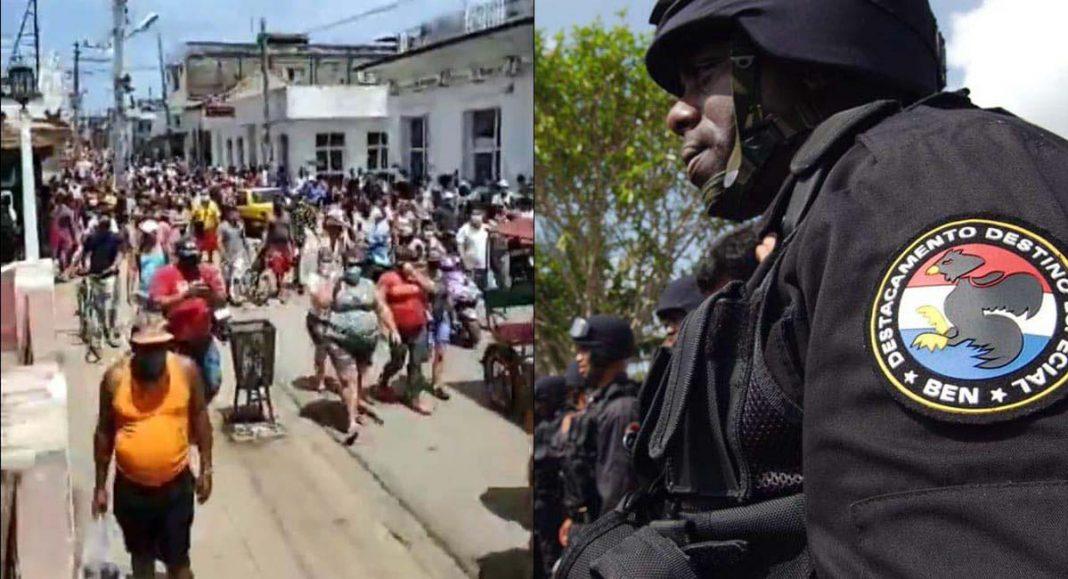 EEUU encabeza coalición que rechaza represión en Cuba