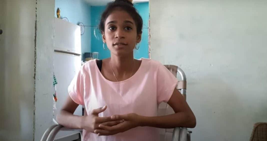 Adolescente cubana fue arrestada y abusada