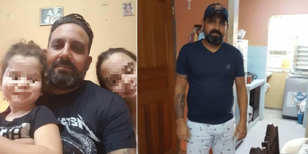 Ariam Morfa se encuentra detenido en Cuba por ejercer su derecho a hablar