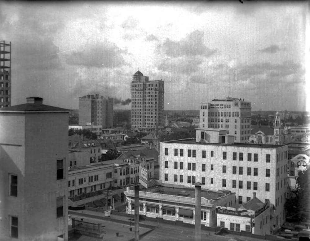 Foto de Miami en 1925