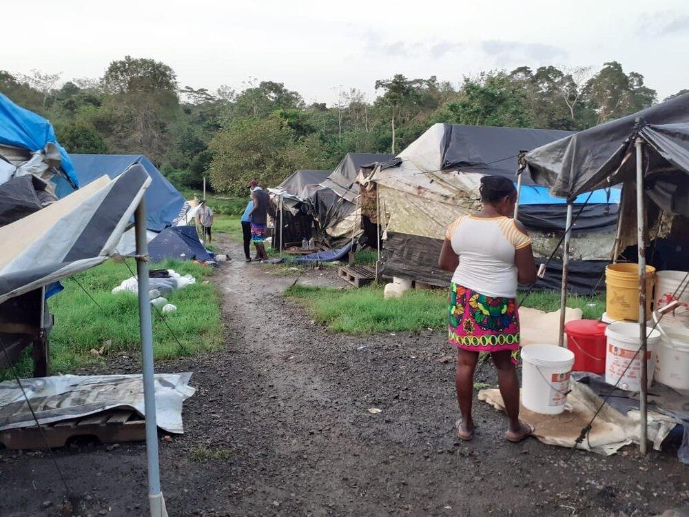 42 mil migrantes han cruzado por Panamá este año