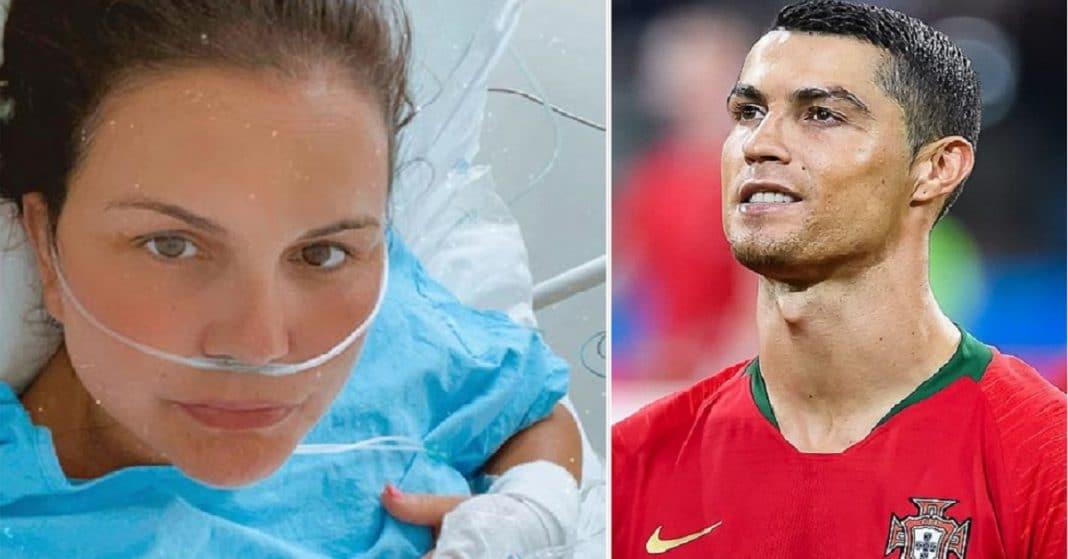 La hermana de Cristiano Ronaldo se recupera de coronavirus