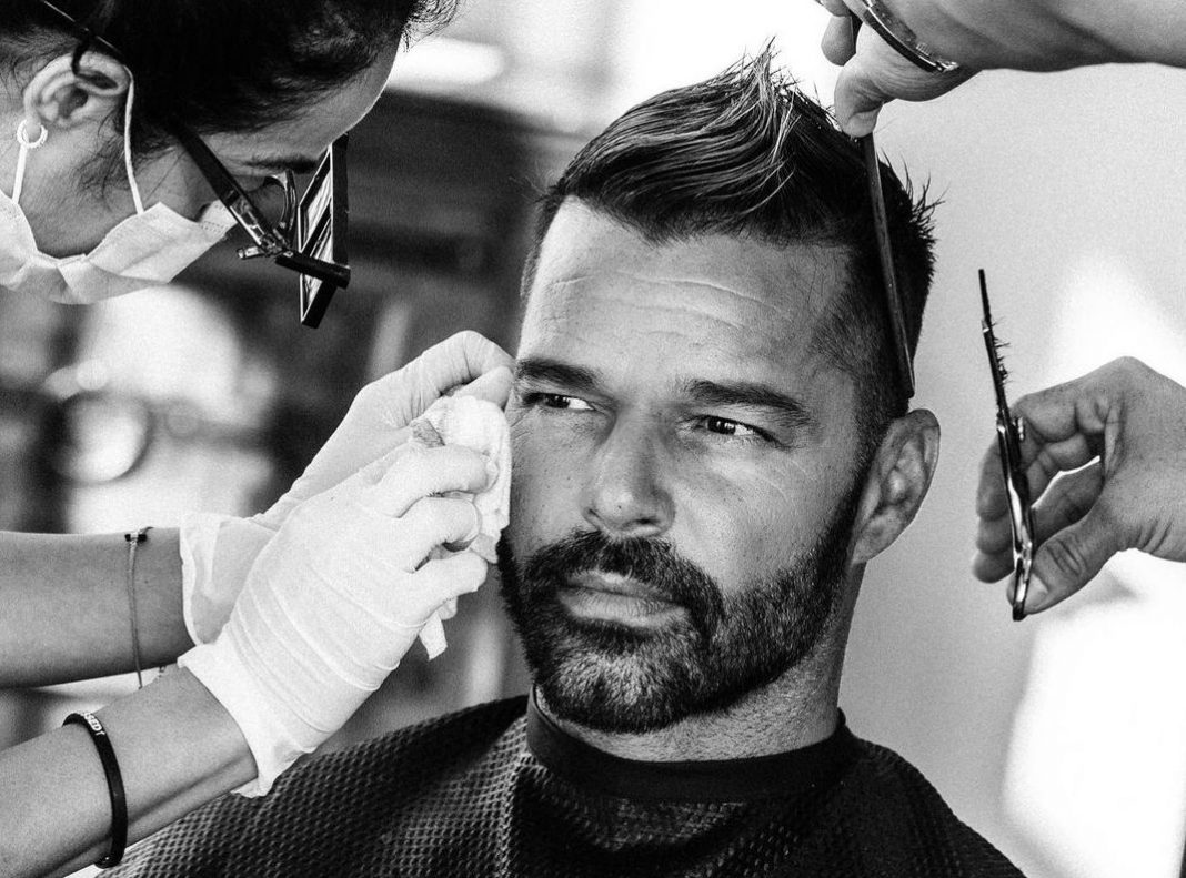 Ricky Martin secretos de belleza