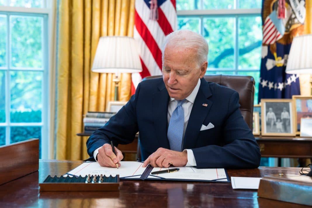 Biden, el enemigo para la dictadura