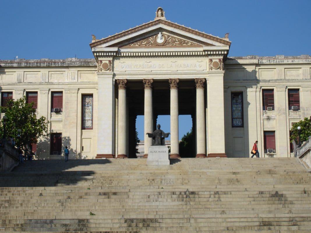 Universidad de La Habana, Cuba