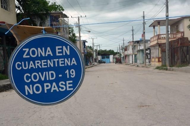 El coronavirus sigue dando duro en Cuba.
