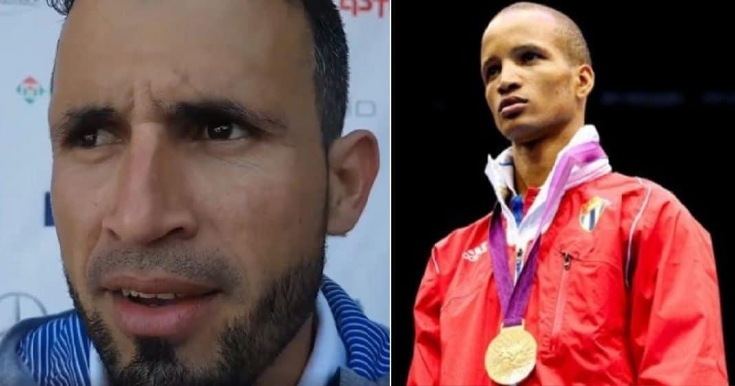 Dos veteranos cubanos logran oro en Tokio: Ronel Iglesias y Serguei Torres