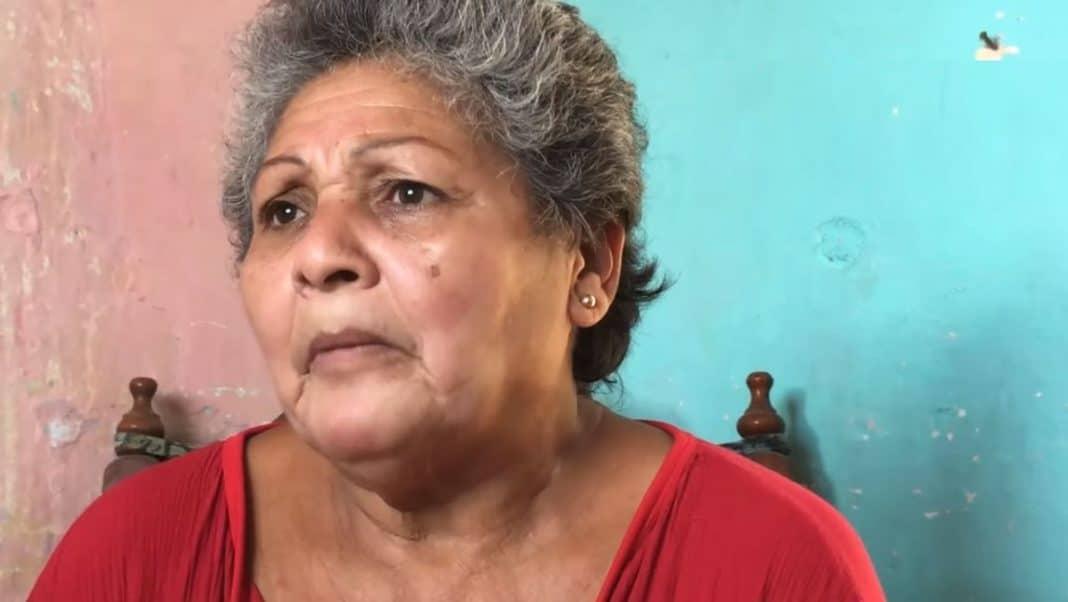 Una madre cubana revela su total decepción por el régimen