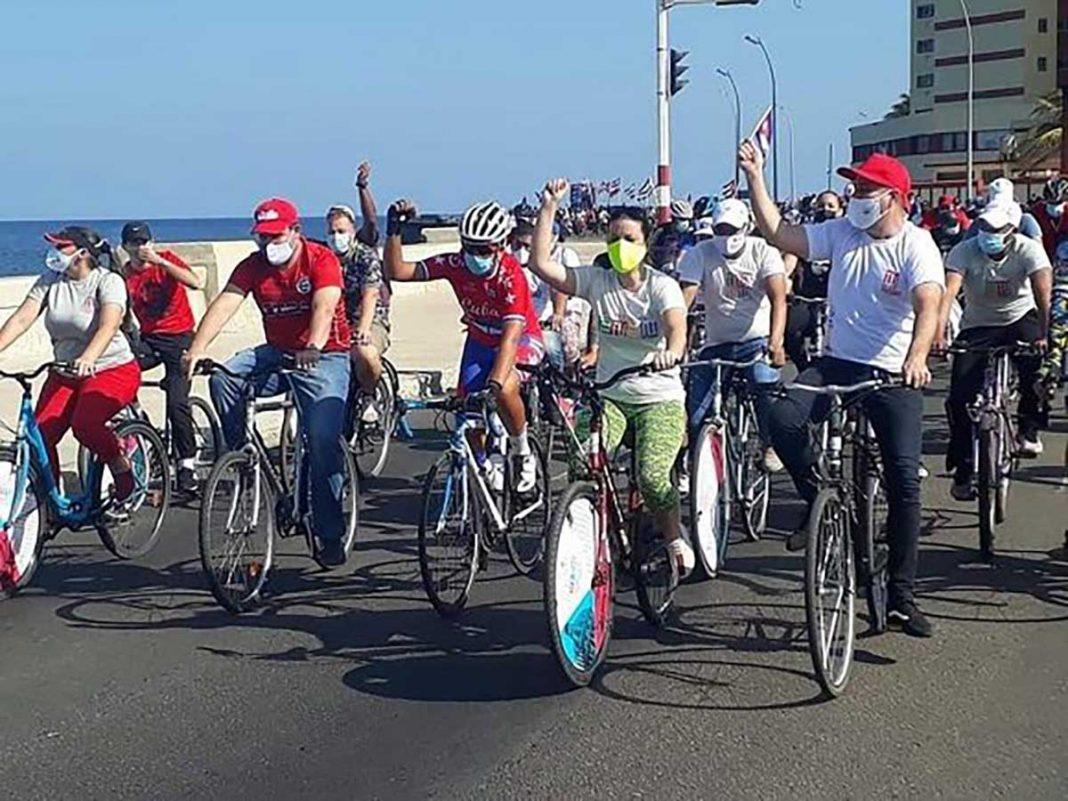 Unión de Jóvenes Comunistas convoca a caravana