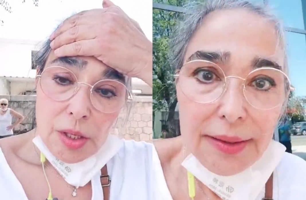 Maria Isabel Díaz denuncia SEPE