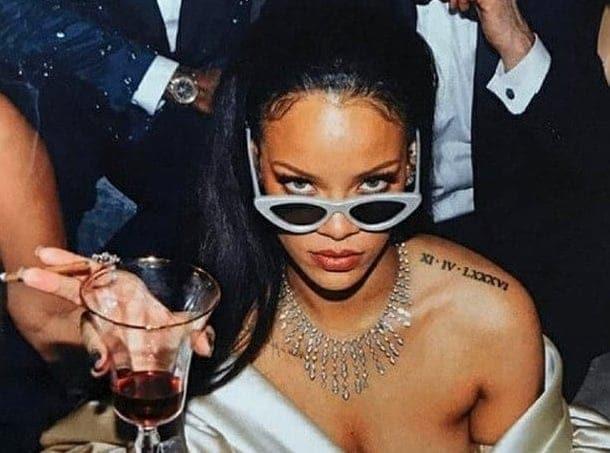 Rihanna lista de millonarios
