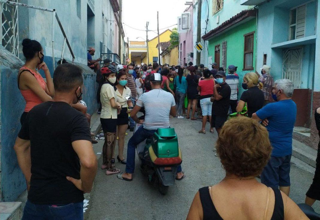 La gente vive en Cuba en el más puro desespero