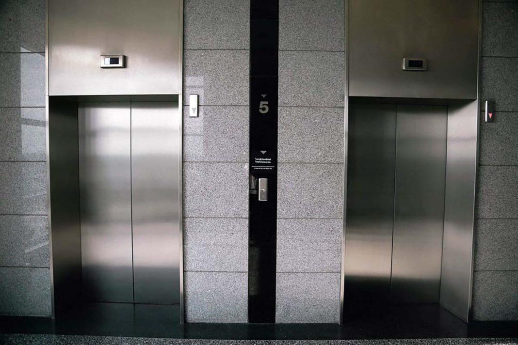 ascensor en EEUU