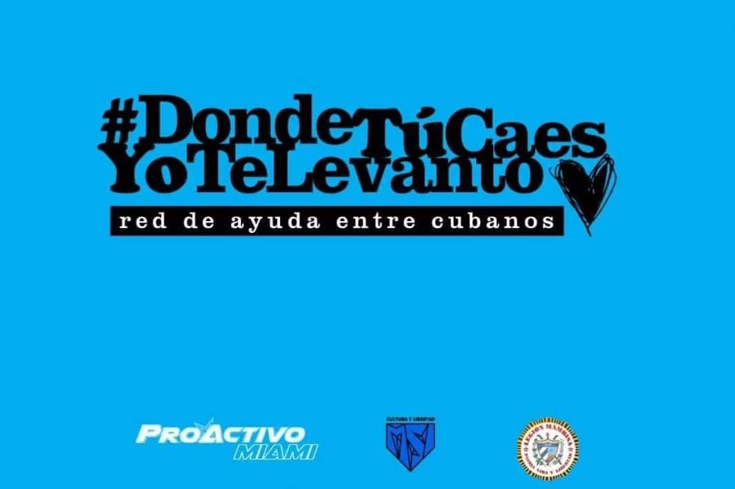 Cartel por los presos políticos en Cuba