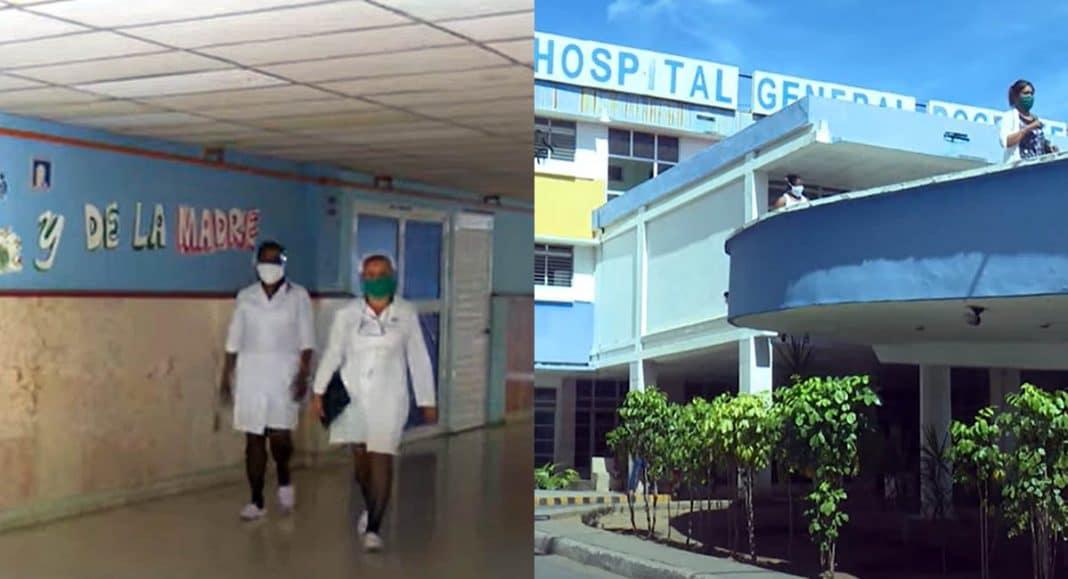 morgue de hospital guantanamero sufre colapso