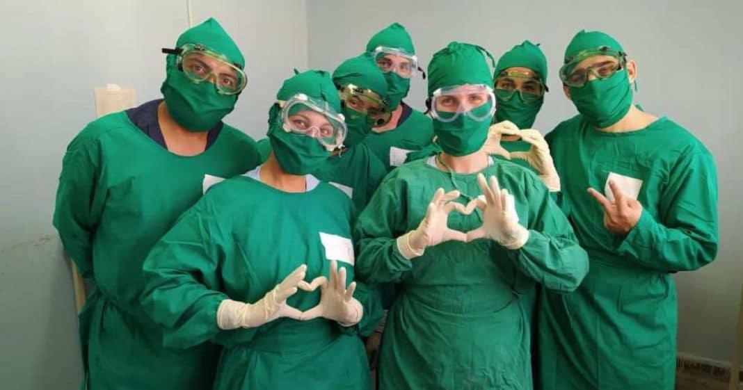 Médicos en Cienfuegos rechazan críticas a su trabajo por parte del Primer Ministro del Gobierno en Cuba, Manuel Marrero